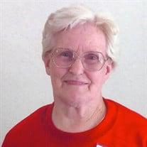 Shirley Ann Bagwell