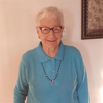 Mrs. Rosie Ann Peterson