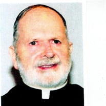 Rev. Michael A. Hricko, SJ