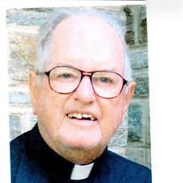 Rev. Francis  X. Moan, SJ