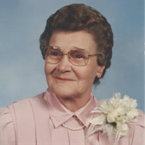 Mrs. Melba Malda Hillman