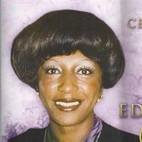 Ms Edna M Lewis