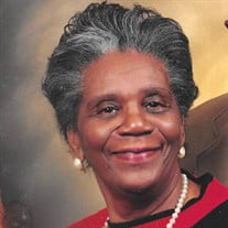 Mrs. Pearl Louise Hicks