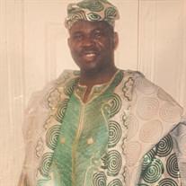 Matthew  Olatunji Fasanmi