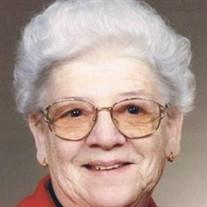 Geraldine Mae Landis
