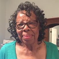 Mrs. Susie E. Weaver Harrington