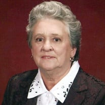 Mrs. Lucy Allene Hood Oliver