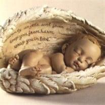 Baby Boy Kingston Allen Pederson
