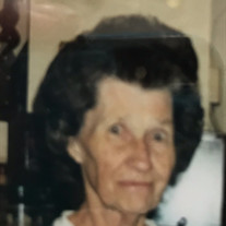 Gladys Ethel Morgan