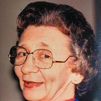 Ruth Rebecca Paschal