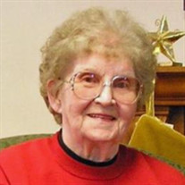 Betty M. Gallie (Wood)