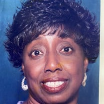 Mrs. Edwina Olivia Wright-Henderson