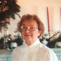 """Kathryn """"Kay"""" Campbell Hoagland"""