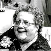 Mabel Sevin Robichaux
