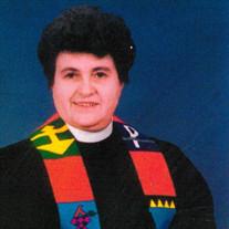 Rev. Jeanette E. Stevens