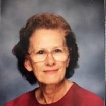 Margaret Ida McGee