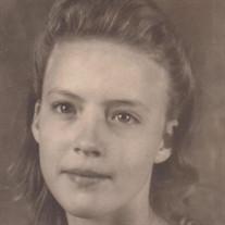"Lorene ""Peggy"" Staples Parker"
