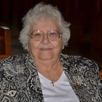 Mrs. Doris Lafont Plaisance