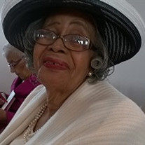 Mrs. Willie Mae Dunn