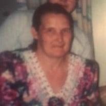 Judy Ann Mitchell