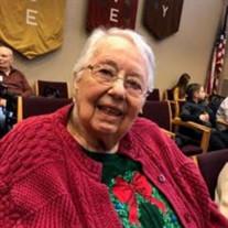 Ethel M. Kienzle