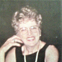 Mrs. Minnie Ellen Beckham
