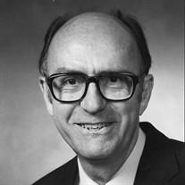 """Dr. Charles Richard """"Dick"""" Dorn"""