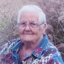 Violet M. Segers