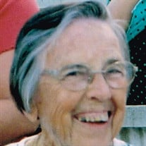 Mildred Bostwick Holley