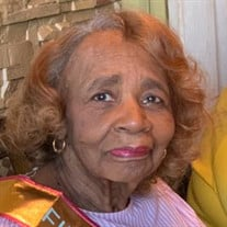 MS. GERALDINE BROWN