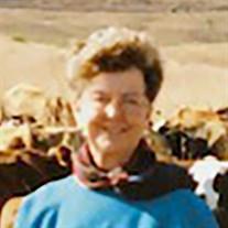 Claris Joan Hutchison