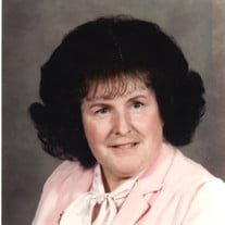 Donna Jean Bowden