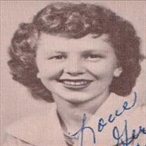 Geraldine Joann Long