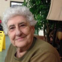 """Ethel """"Shoepick"""" Mary Broussard Spaetgens"""