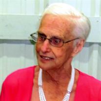 Agnes Mae Hughes