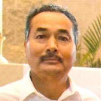 Pedro G. Sanchez