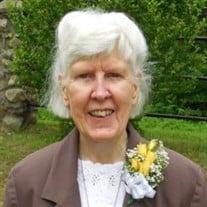 Sr. Marjorie Moon, SA