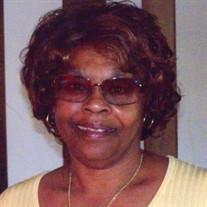 Mrs. Geraldine Mickle