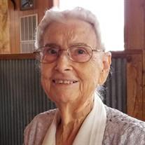 Mrs. Edna Guffey Keeton