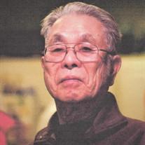 Clarence Yoshito Omoto
