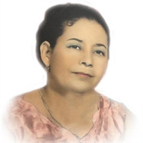 Pedrina Ceullar Hernandez