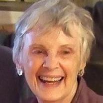Mrs. Elaine Alma Behl Hale