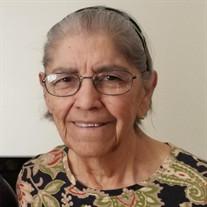 Olojia Maria Gallegos