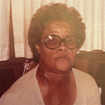 Mrs. Pearla Mae  Woods- Cunningham