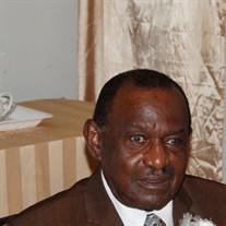 Rev. Dr. Clarence Joseph  Watkins Jr.
