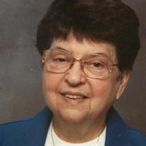Sister M. Teresa Martin Caronia