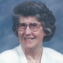Ethel Jean Faught