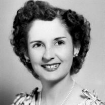 Shirley Eleanor Van Bibber