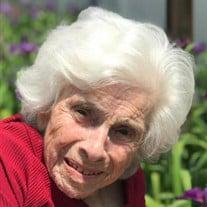 Mrs. Nina Ruth Shaver Koontz