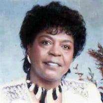 Mrs. Gladys Inez Woodley